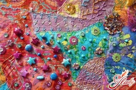 patchwork technique