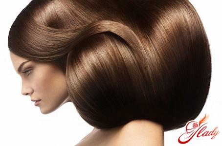 Foam for styling hair
