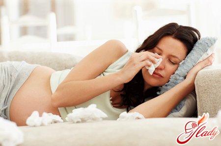 for colds during pregnancy, you need to seek medical help