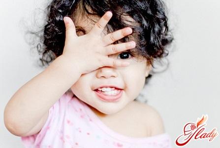 dandruff in a child