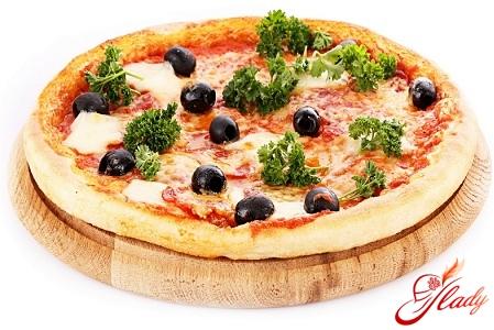quick pizza minute recipe