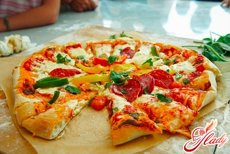 pizza with pineapple recipe