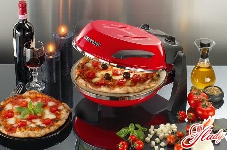pizza in aerogrill recipe