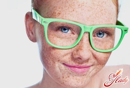 pigment spots, folk remedies