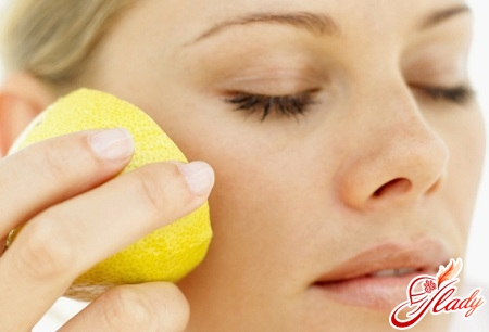 pigment spots on the face folk remedies
