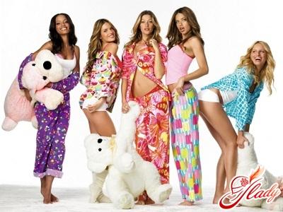 pajama party scenario