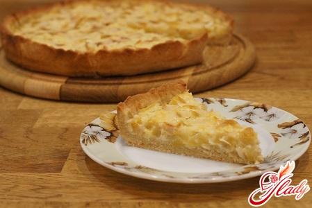 різні рецепти пирога на кефірі