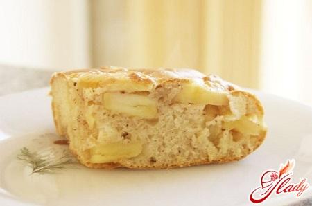 рецепт пирога на кефірі