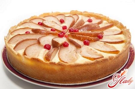 apple - pear cake