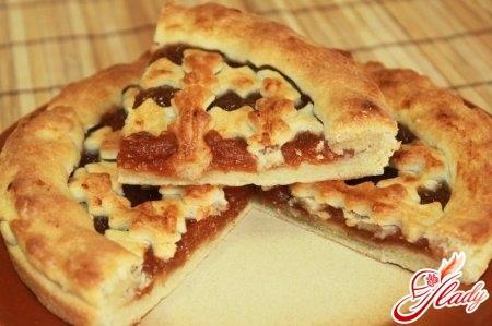 apple cake pie recipe