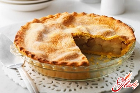 apple pie with cinnamon recipe