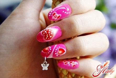 piercing of nails