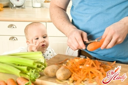 vegetables and fruits are mandatory in the diet of a two-year-old