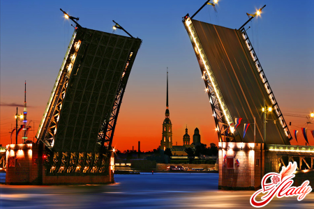 Sights of Saint-Petersburg