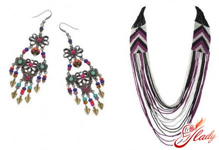 Earrings Accessorize and Beads Oasis