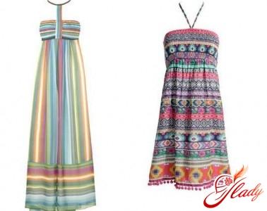 Dress and Monsoon dress