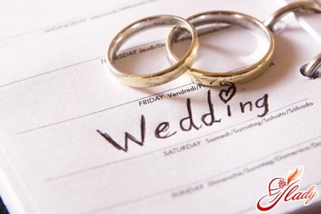 wedding preparation plan