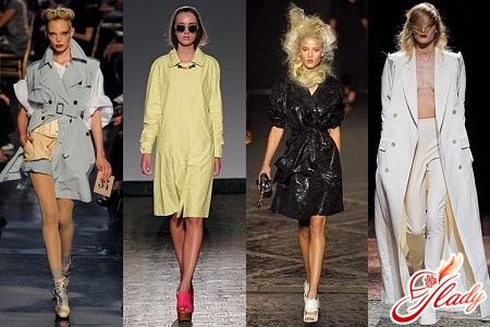 модні плащі колекція весна 2012
