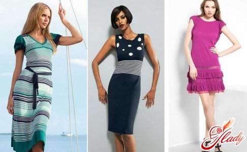 Трикотажні сукні