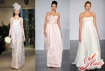 wedding dresses for pregnant women 2016 photos