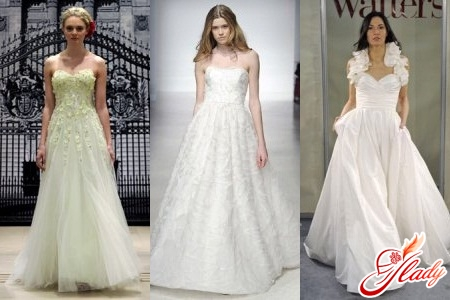 Wedding Fashion Spring-Summer 2016: Fashion Trend - A-Line Dresses