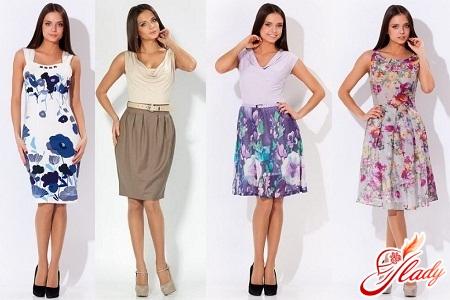 dresses for full women