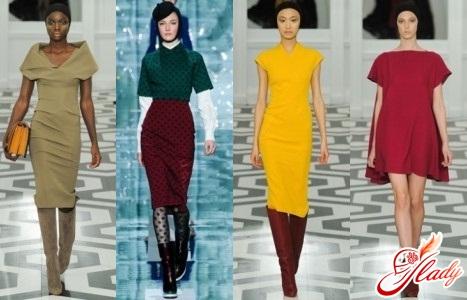 dresses fall 2011