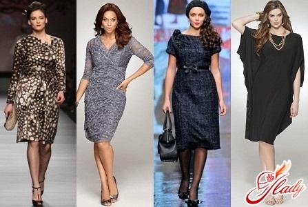 evening dresses for full women photo