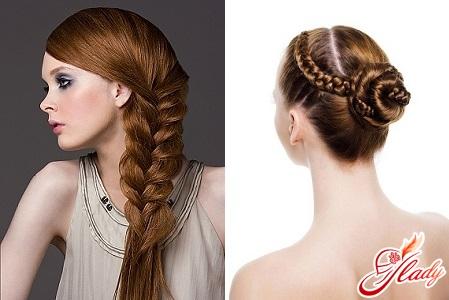 beautiful hairstyle braiding hair