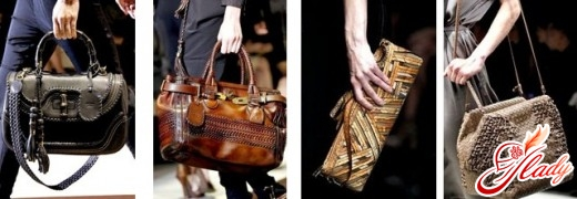 the most fashionable women's woven bags