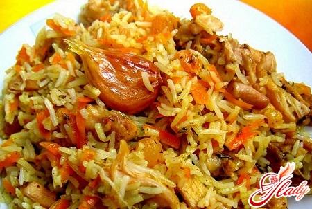 recipe pilau with chicken