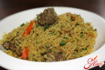 how to cook a delicious pilaf in a multivariate