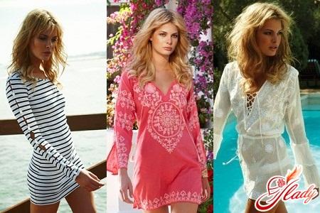 тенденції в пляжній моді 2012
