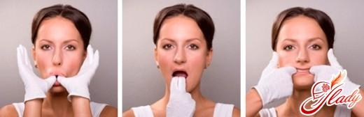 facebuilding gymnastics for the face