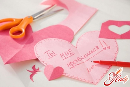 crafts for St. Valentine's Day