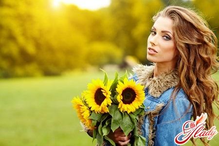 useful properties of sunflower oil for hair