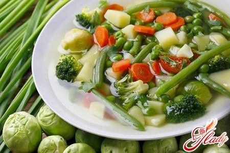 Bonn soup for weight loss