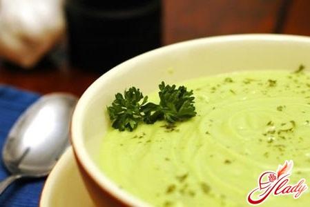 cream celery soup