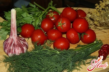 different recipes for pickling tomatoes