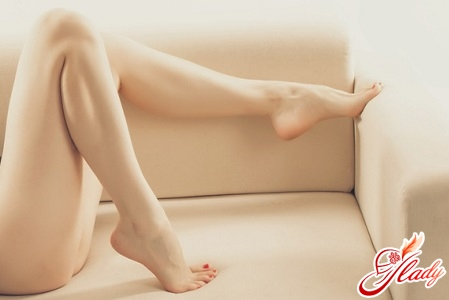 foot care after shaving