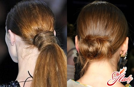Simple hairstyles for every day for long hair
