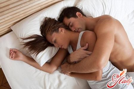 """sleeping posture """"spoons"""""""