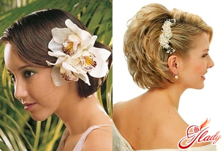 hairstyles with decorations