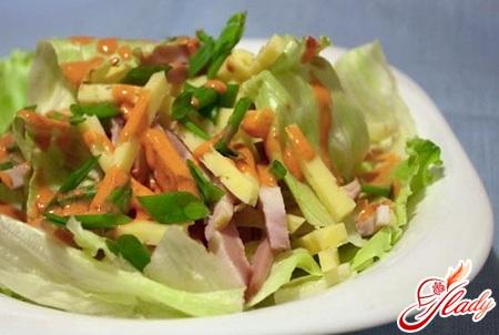 salad of Prague recipe