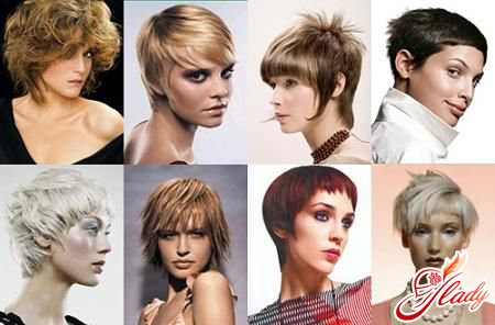 hairstyle and type of face