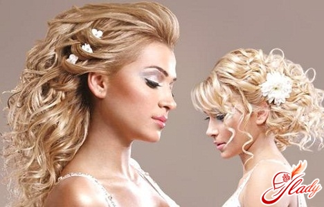 Trust your hairdo for a wedding only for professionals