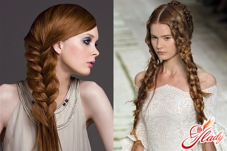 hairstyles with long hair weaving