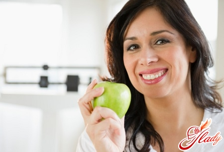 proper nutrition with menopause