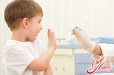 contraindications to vaccinations in children