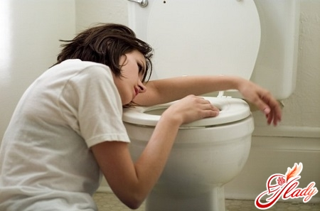nausea is one of the signs of pregnancy